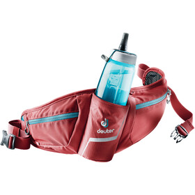 Deuter Pulse 2 Drinkgordel, cranberry